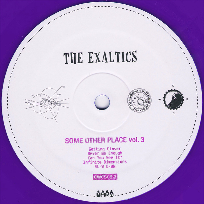 EXALTICS, The - Some Other Place Vol 3