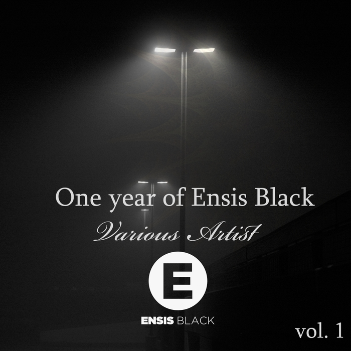 VARIOUS - One Year Of Ensis Black Vol 1