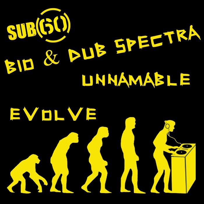 BIO & DUB SPECTRA - Unnamable