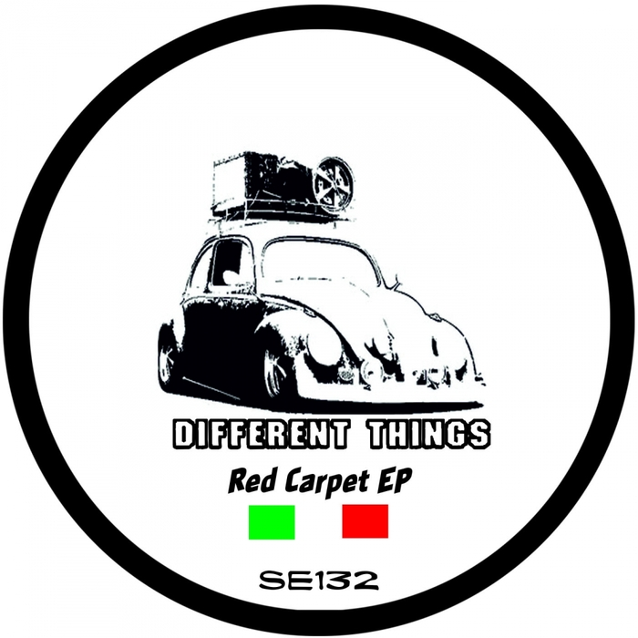 DIFFERENT THINGS - Red Carpet