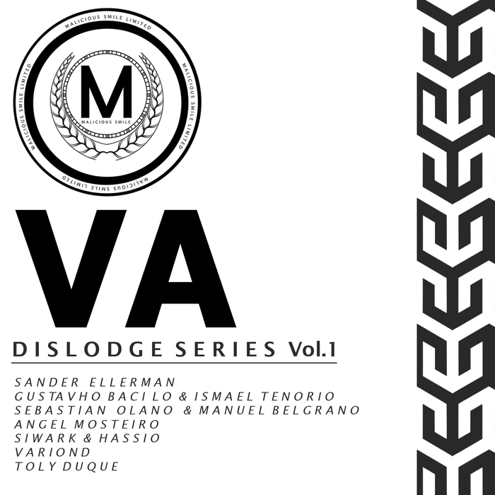 VARIOUS - Dislodge Series Vol 1