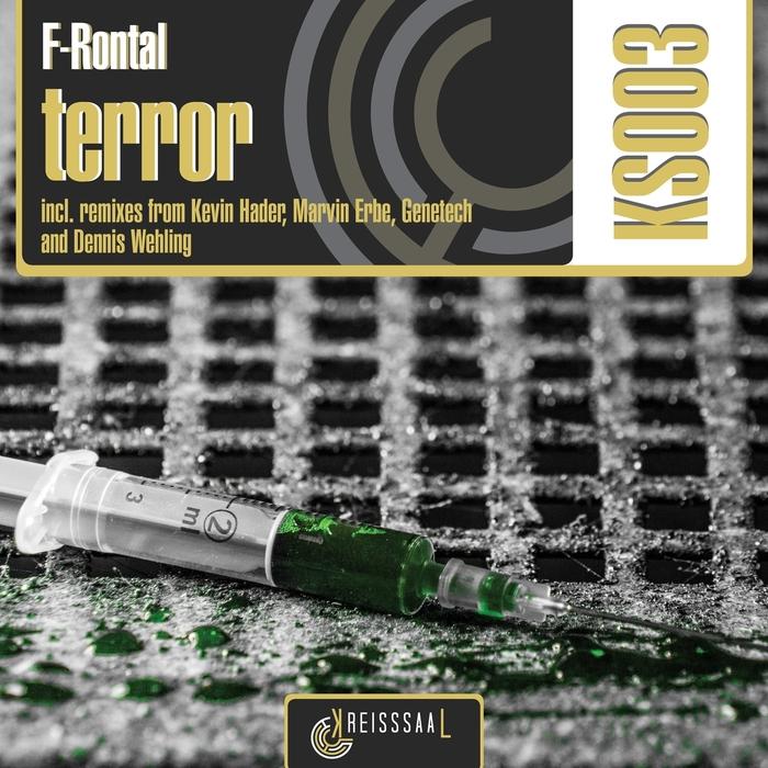 F RONTAL - Terror EP