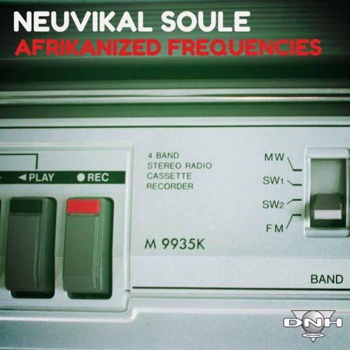 SOULE, Neuvikal - Afrikanized Frequencies
