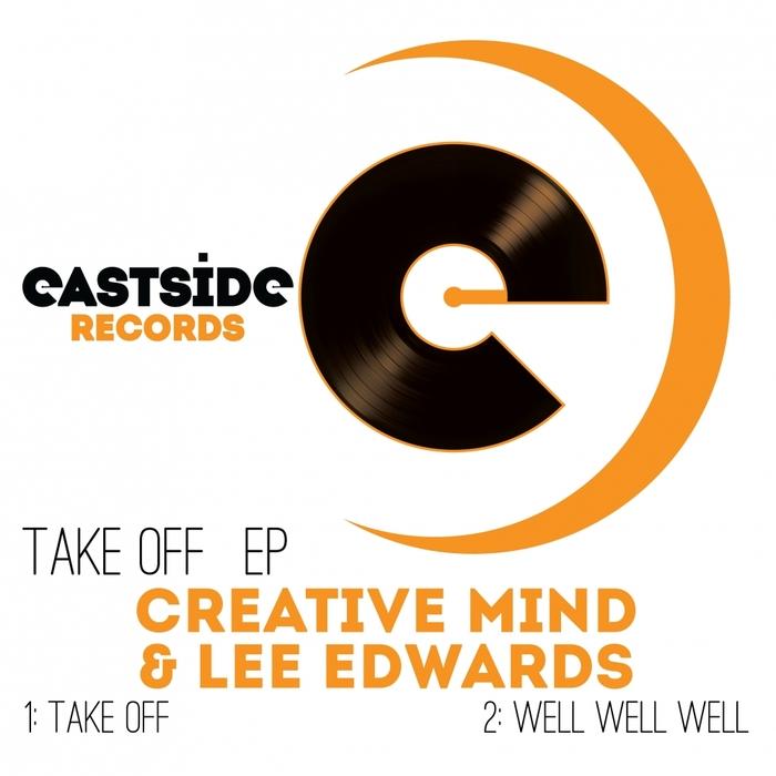 EDWARDS, Lee/CREATIVE MIND - Take Off EP