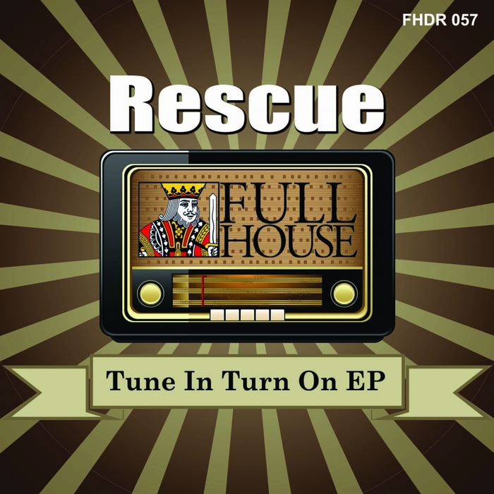 RESCUE - Tune In Turn On EP