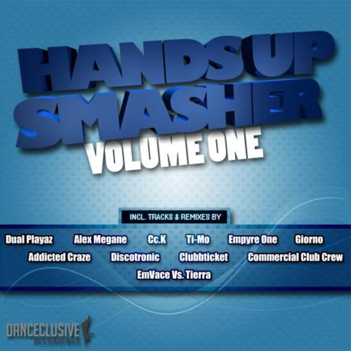 VARIOUS - Hands Up Smasher Vol 1