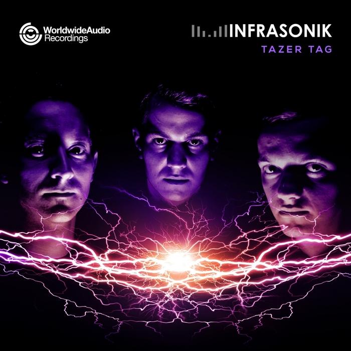 INFRASONIK - Tazer Tag