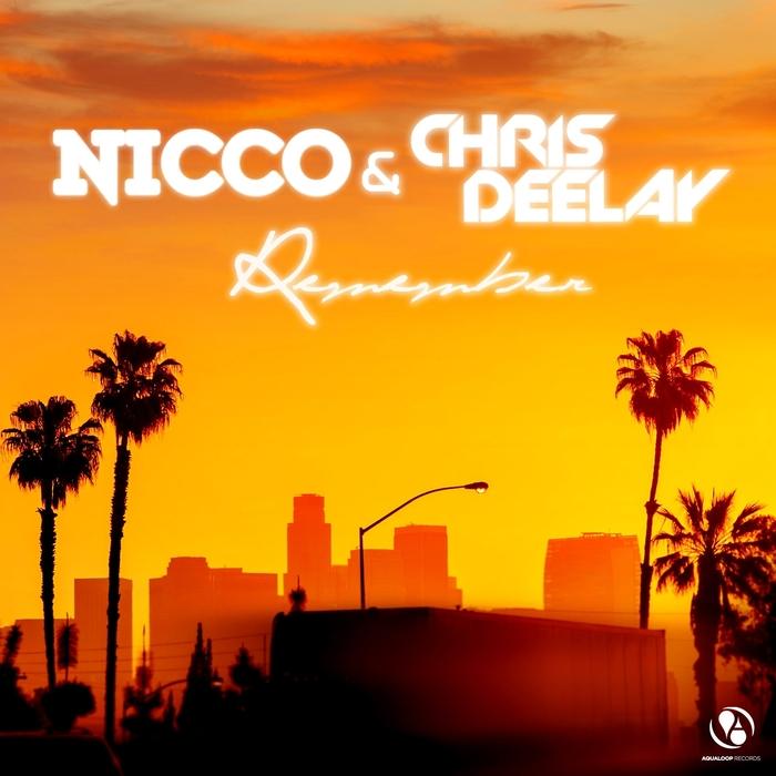 NICCO/CHRIS DEELAY - Remember