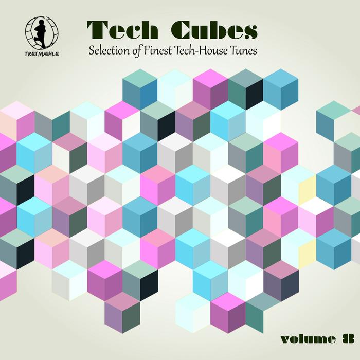 VARIOUS - Tech Cubes Vol 8: Selection Of Finest Tech House Tunes