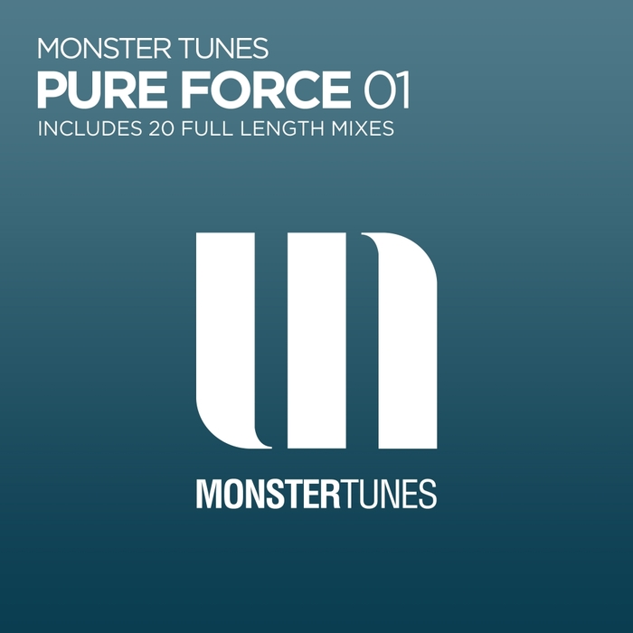 VARIOUS - Monster Tunes: Pure Force 01