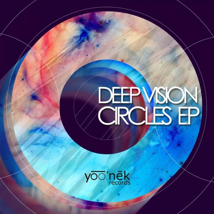 DEEP VISION - Circles EP