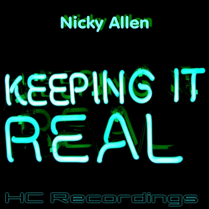 ALLEN, Nicky - Keeping It Real