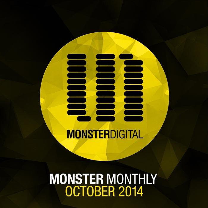EDU/FRED BAKER/IGUANA/MATT BOWDIDGE/N2O/CELL X - Monster Monthly: October 2014
