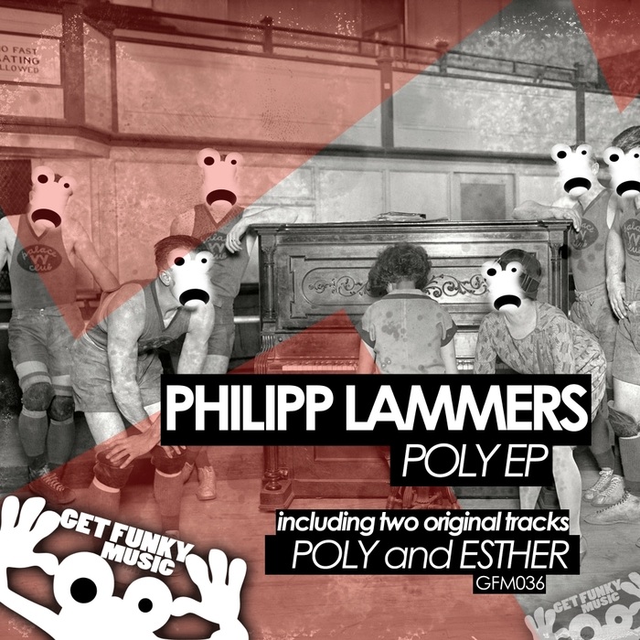 LAMMERS, Philipp - Poly EP