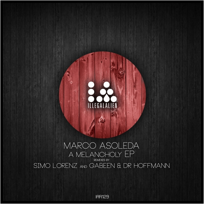 ASOLEDA, Marco - A Melancholy EP