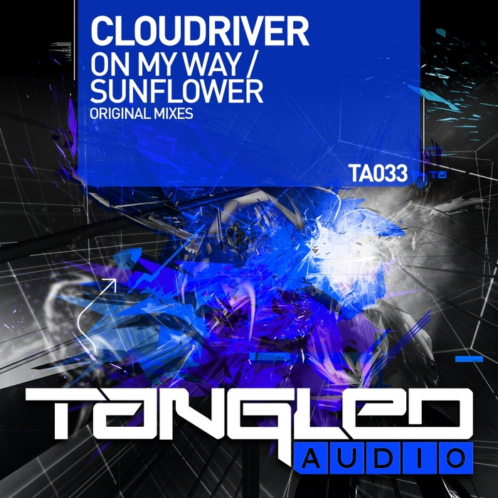 CLOUDRIVER - On My Way/Sunflower