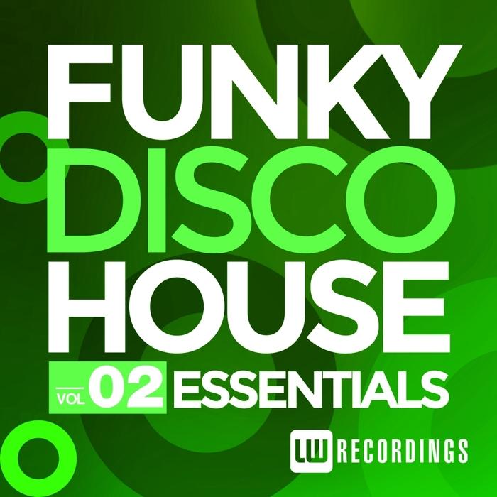 VARIOUS - Funky Disco House Essentials Vol 2