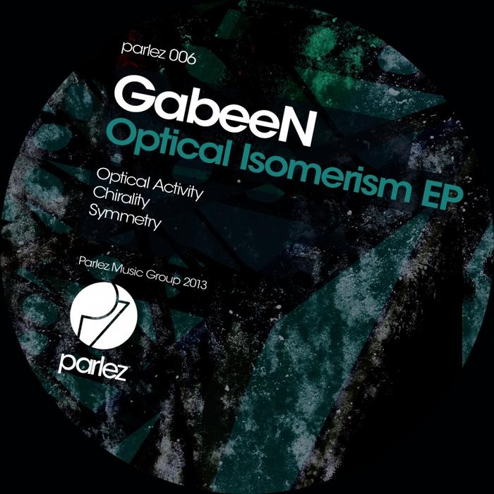 GABEEN - Optical Isomerism EP
