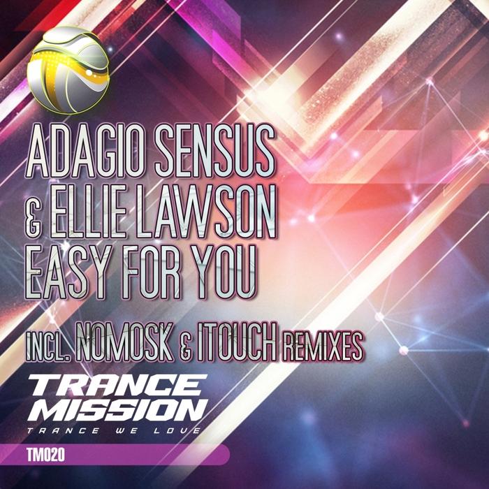 ADAGIO SENSUS/ELLIE LAWSON - Easy For You