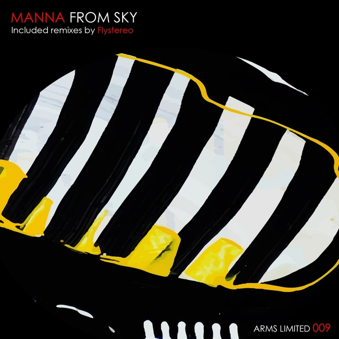 MANNA FROM SKY - Out Of The Time