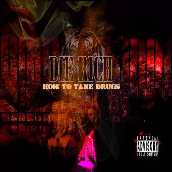 DIE RICH feat BEN PO - Gas O Lean
