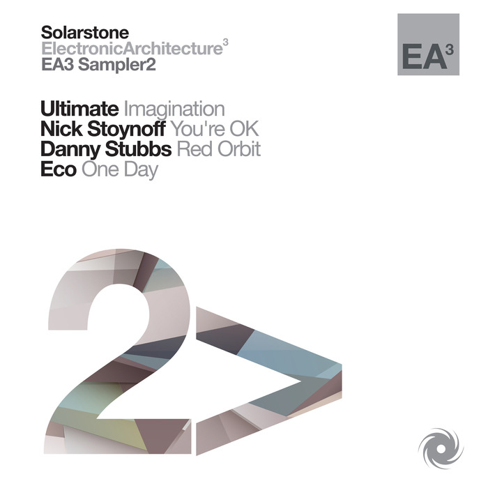 SOLARSTONE - Electronic Architecture 3 Sampler 2