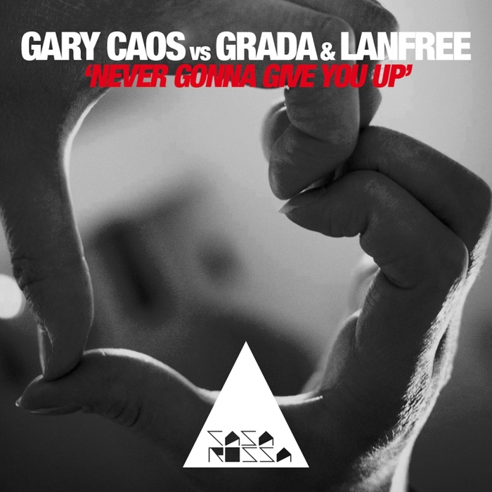 CAOS, Gary vs GRADA/LANFREE - Never Gonna Give You Up