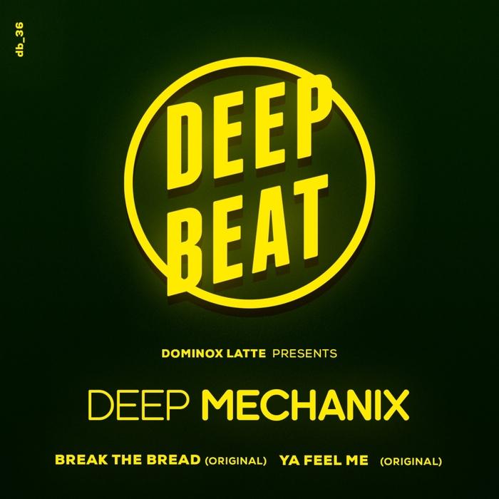 DOMINOX LATTE - Deep Mechanix