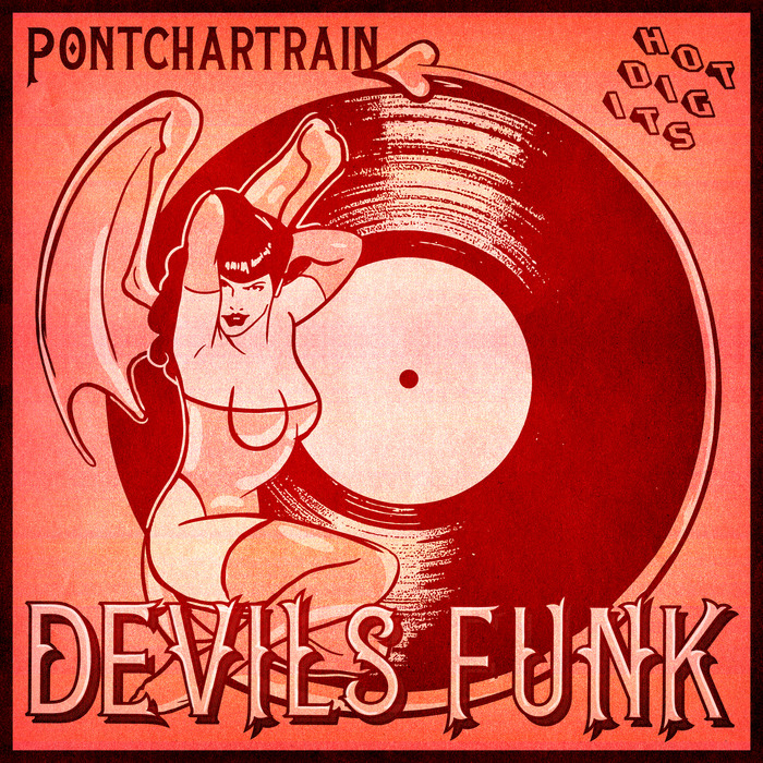 PONTCHARTRAIN - Devils Funk EP