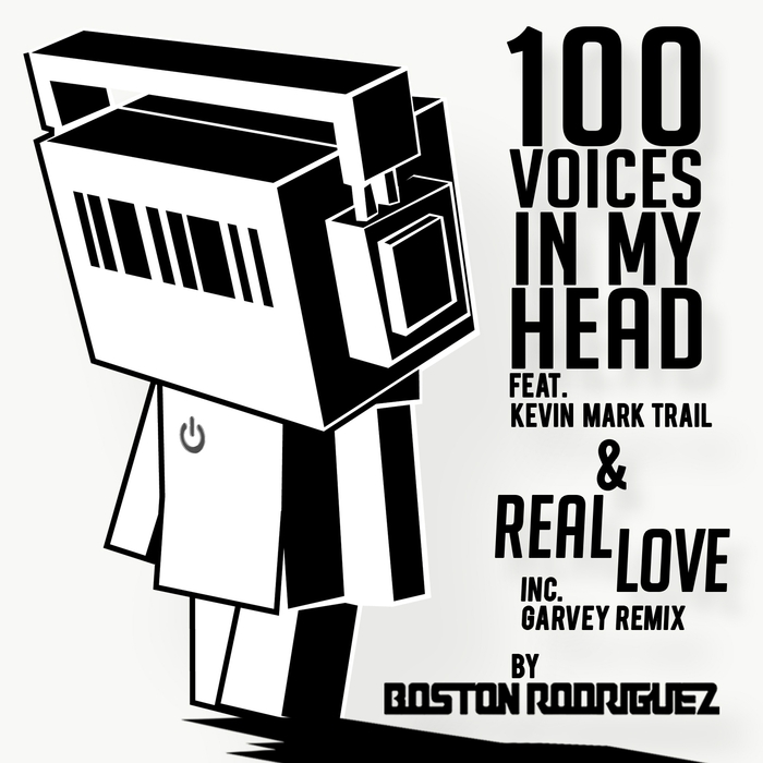BOSTON RODRIGUEZ - 100 Voices In My Head