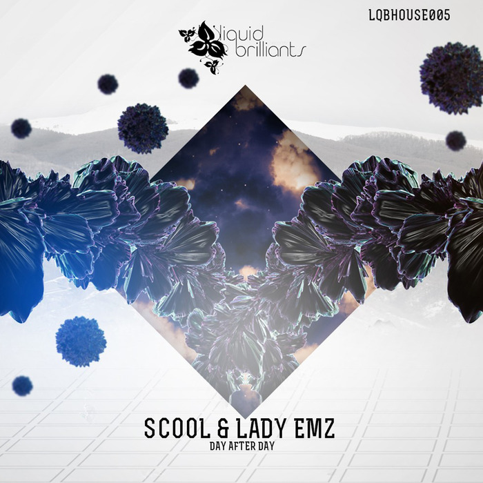 SCOOL & LADY EMZ - Day After Day
