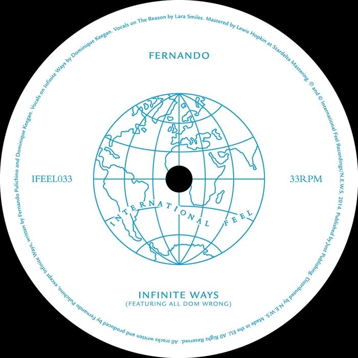 FERNANDO - Infinite Ways