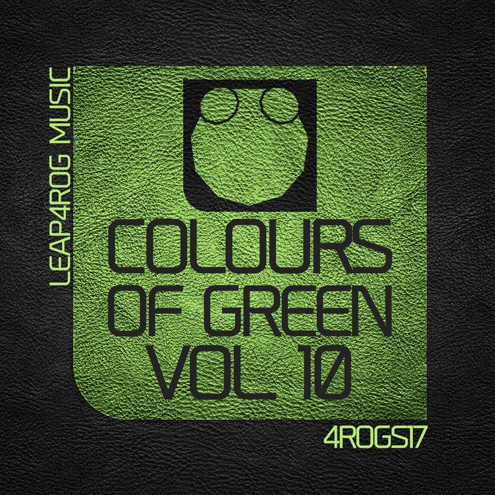 BAGAGEE VIPHEX13/WAYNE MADIEDO/SICKWAVE/ANDREEW/SKYMATE/DAMCE/ZIRAX - Colours Of Green Vol 10