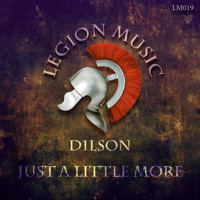 D1LSON - Just A Little More