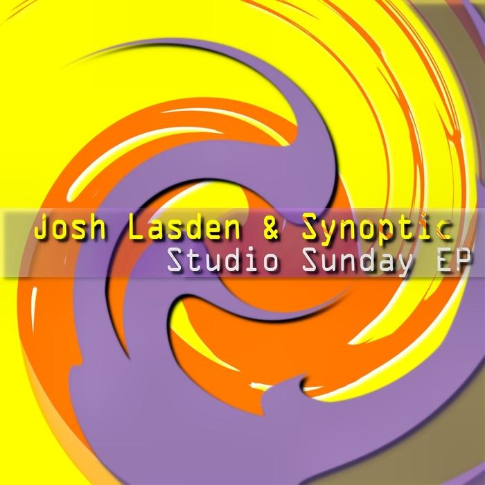 LASDEN, Josh/SYNOPTIC - Studio Sunday EP