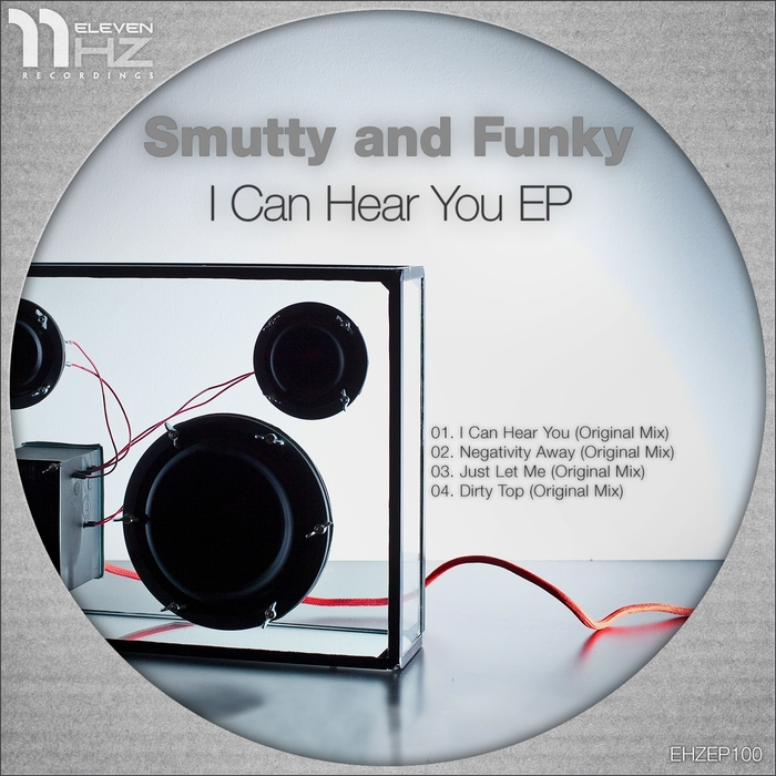 SMUTTY & FUNKY - I Can Hear You