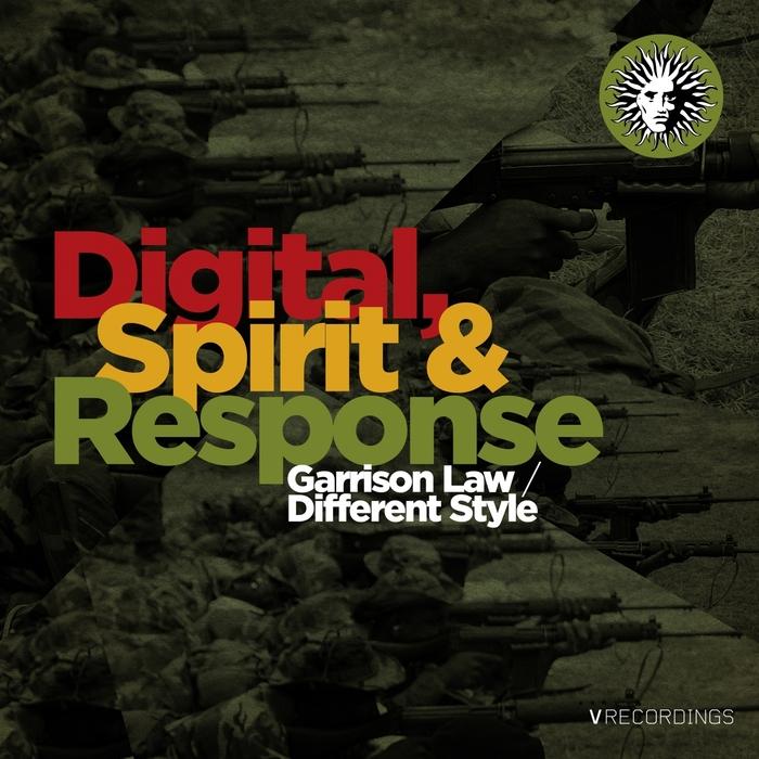 DIGITAL/SPIRIT/REPONSE - Garrison Law/Different Style