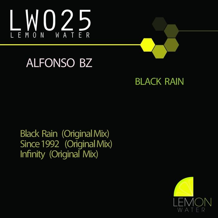 ALFONSO BZ - Black Rain
