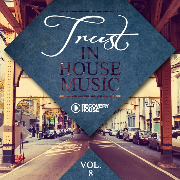 VARIOUS - Trust In House Music Vol 8
