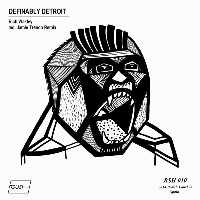 WAKLEY, Rich - Definably Detroit