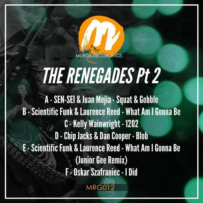 VARIOUS - The Renegades Part 2