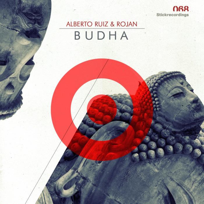 RUIZ, Alberto/ROJAN - Budha EP