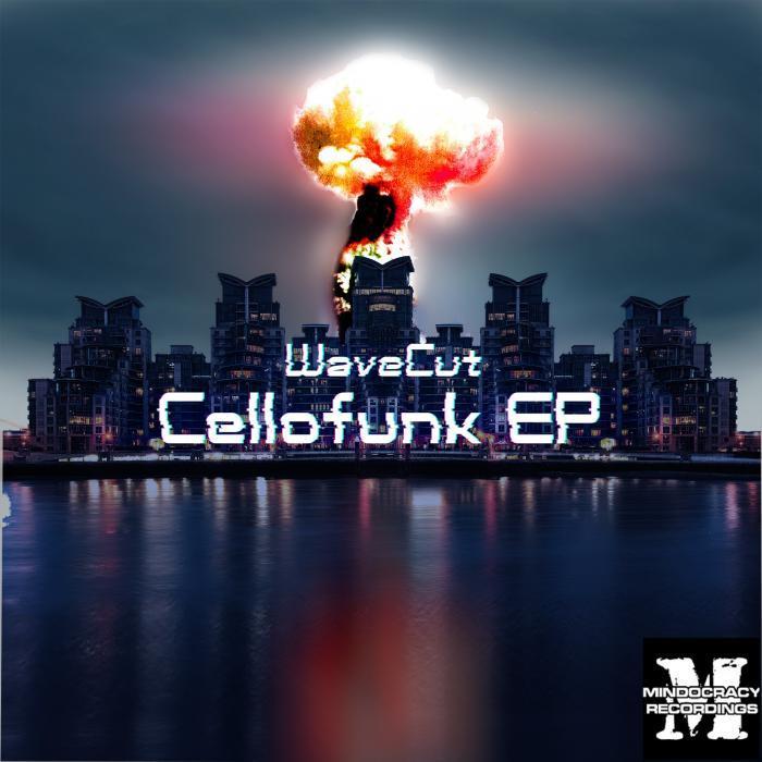 WAVECUT - Cellofunk EP