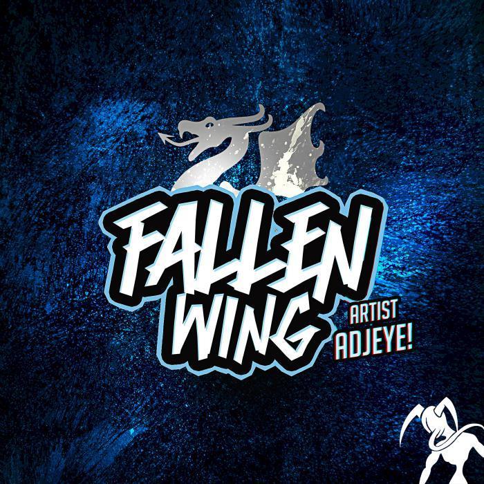 ADJEYE - Fallen Wing EP