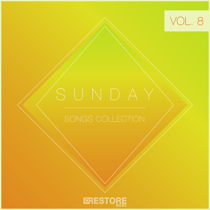 VARIOUS - Sunday Songs Collection Vol  8