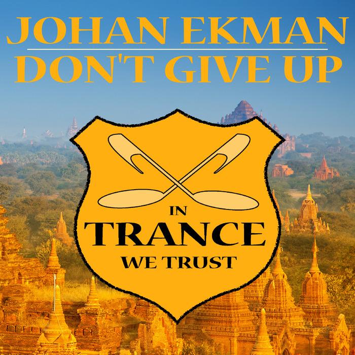 EKMAN, Johan - Dont Give Up