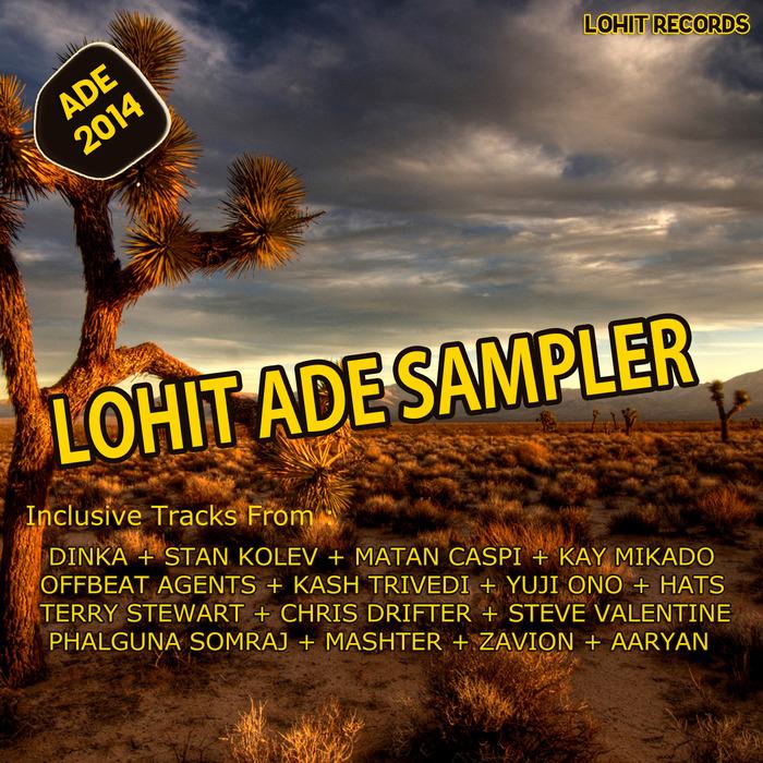 VARIOUS - Lohit ADE Sampler 2014