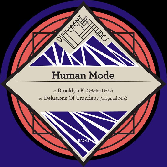 HUMAN MODE - Brooklyn K EP