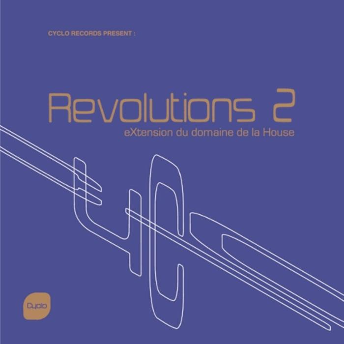 VARIOUS - Revolutions 2 Extension Du Domaine De La House