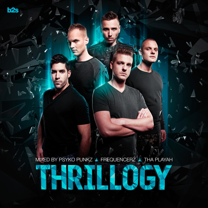 VARIOUS - Thrillogy 2014